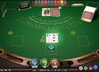 blackjack professional series low limit casino