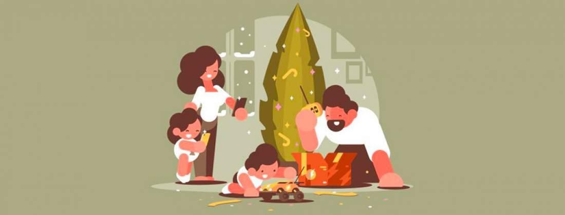 activités à faire en famille pendant les fêtes