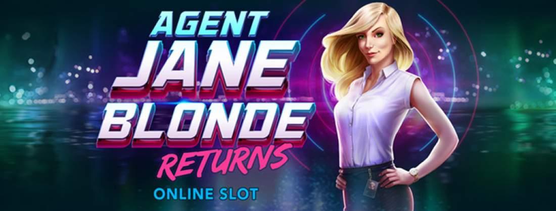 Agent Jane Blonde microgaming