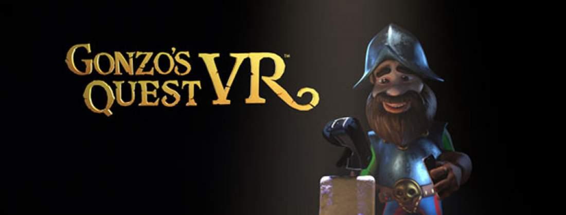 gonzo quest netent réalité virtuelle