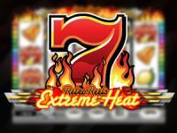 Retro Reels Extreme Heat machine a sous
