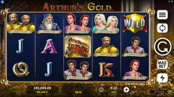Arthurs Gold microgaming