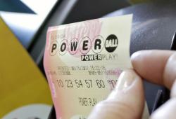 powerball ticket loterie
