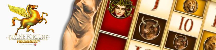 divine fortune megaways slot