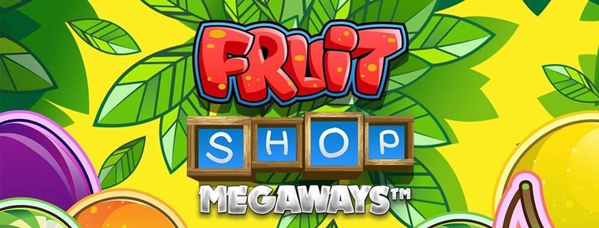 Fruit Shop Megaways machine