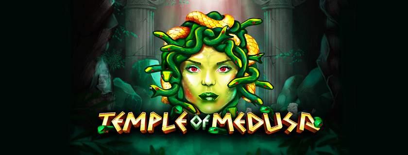Temple of Medusa machine a sous