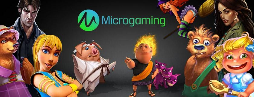 microgaming machines a sous